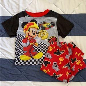 Disney Mickey Pajamas
